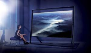 Samsungs new Ultra High definition $40,000 85 inch TV