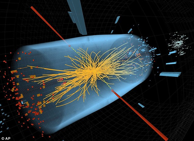 collisione particelle